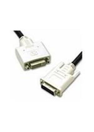 Cables To Go 2m DVI-I M/F Dual Link Digital/Analogue Video Extension Cable