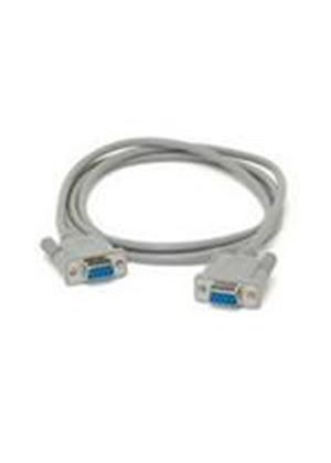 StarTech Serial Null modem cable - DB-9 (F) - DB-9 (F) - 6 ft