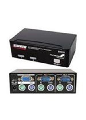 StarTech 2 Port StarView KVM Switch
