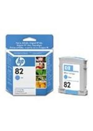HP No.82 Cyan Ink Cartridge (69ml) for the DesignJet 800, 800PS, 500 and 500PS