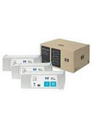 HP No.83 UV 3-Ink Multipack (Cyan)