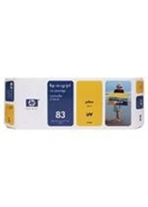 HP No.83 UV Yellow Ink Cartridge (680 ml) for DesignJet 5000