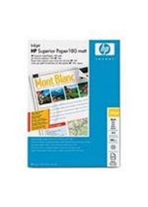 HP Superior Inkjet Paper 180g/m2 Matte A4 (100 Sheets)
