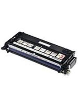 Dell High Capacity Black Toner Cartridge (Yield 8,000 Pages) for Dell 3110cn Colour Laser Printers
