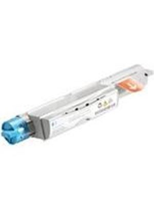 Dell High Capacity Cyan Toner Cartridge (Yield 12,000 Pages) for Dell 5110cn Colour Laser Printers