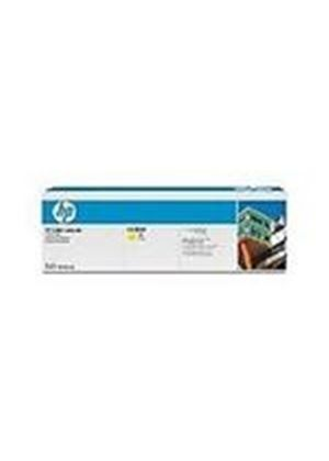 HP Yellow Colour LaserJet Print Cartridge with ColourSphere Toner (Yield 21,000)