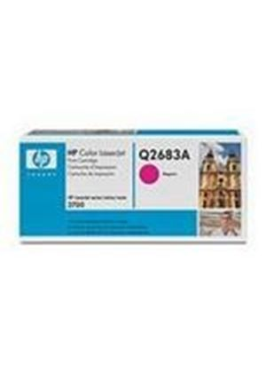 HP Colour LaserJet Magenta Print Cartridge with Smart Printing Technology (Yield 6,000)