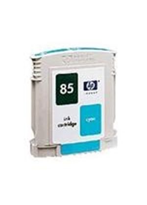 HP No.85 Ink Cartridge 28ml Cyan for HP Designjet 30 and 130 Series Printers