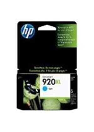 HP 920XL Cyan Officejet Ink Cartridge (Yield 700 Pages)