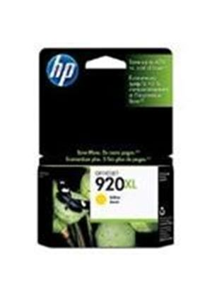HP 920XL Yellow Officejet Ink Cartridge (Yield 700 Pages)