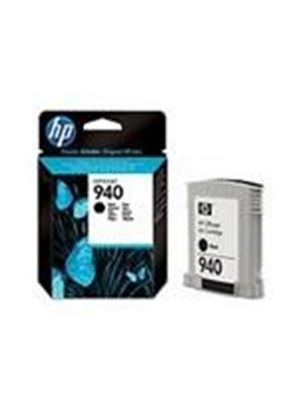 HP No 940 Black Officejet Ink Cartridge (Yield 1000 Pages)