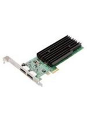 PNY NVIDIA Quadro NVS 295 Graphics Card 256MB PCI-Express x1 DP/DP (with DisplayPort to DVI-D Adaptor Cables)
