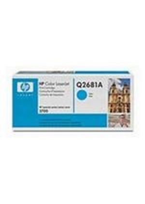 HP Colour LaserJet Cyan Print Cartridge with Smart Printing Technology (Yield 6,000)