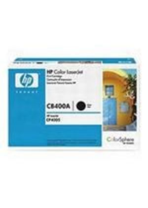 HP Colour LaserJet Black Print Cartridge (Yield 7,500 Pages) with HP Colorsphere Toner