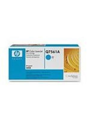 HP Colour LaserJet Cyan Print Cartridge with ColorSphere Toner (Yield 3,500 Pages) for Colour LaserJet 3000