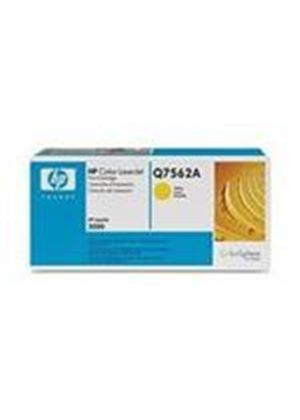 HP Colour LaserJet Yellow Print Cartridge with ColorSphere Toner (Yield 3,500 Pages) for Colour LaserJet 3000