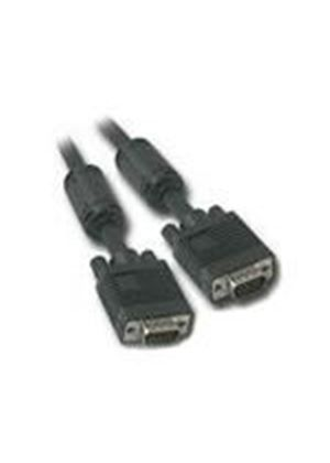 Cables To Go 0.5m Pro Series HD15 M/M UXGA Monitor Cable