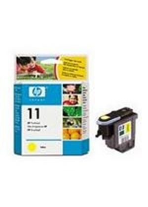 HP No.11 Long-life Yellow Printhead Cartridge (Yield 24,000 Pages)