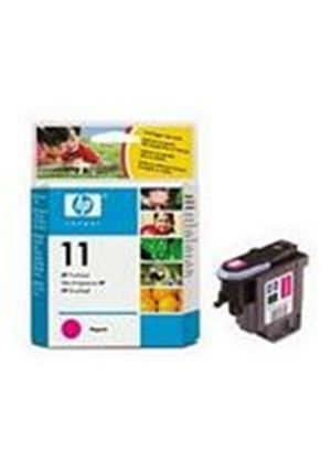 HP No.11 Long-life Magenta Printhead Cartridge (Yield 24,000 Pages) for Business Inkjet CP1700/2200C/2230/2600/2800 and 9110/20/30