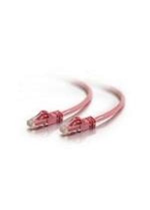 Cables To Go 0.5m Cat6 550MHz Snagless Patch Cable (Pink)