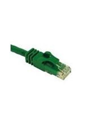 Cables To Go 0.5m Cat6 550MHz Snagless Patch Cable (Green)