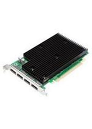 PNY NVIDIA Quadro NVS 450 Graphics Card 512MB PCI-Express x16 (with DisplayPort to DVI Adaptor Cables)