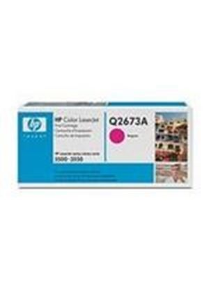 HP Colour LaserJet Magenta Print Cartridge with Smart Printing Technology (Yield 4,000)