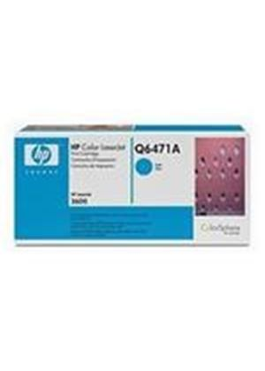 HP Colour LaserJet Cyan Print Cartridge with ColorSphere Toner (Yield 4,000 Pages) for LaserJet 3600 Series Printers