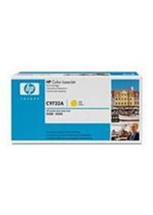 HP Yellow Colour LaserJet Smart Print Cartridge (Yield 12,000)