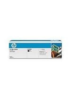 HP Black Colour LaserJet Print Cartridge with ColourSphere Toner (Yield 19,500)