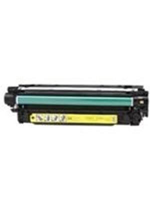 HP Colour LaserJet CE252A Yellow Print Cartridge with ColorSphere Toner (Yield 7,000 pages)