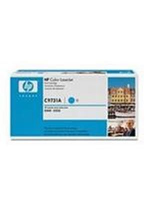 HP Cyan Colour LaserJet Smart Print Cartridge (Yield 12,000)