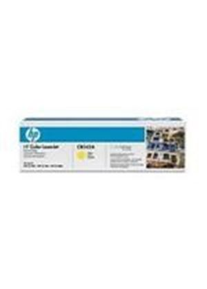 HP Yellow Colour LaserJet Print Cartridge with ColourSphere Toner (Yield 1,400)