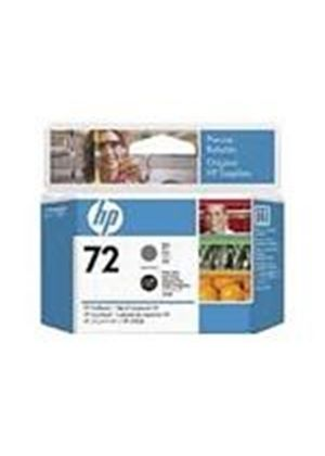 HP No 72 Grey and Photo Black Printheads