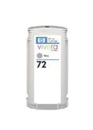 HP No. 72 Ink Cartridge (130 ml) with Vivera Ink (Grey)
