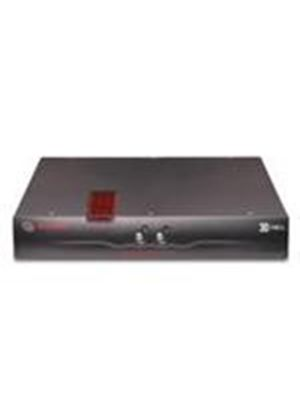 Avocent 1 x 2 SwitchView SC120 KVM Switch PS/2/USB/VGA Intrusion Detection with UK Power Supply