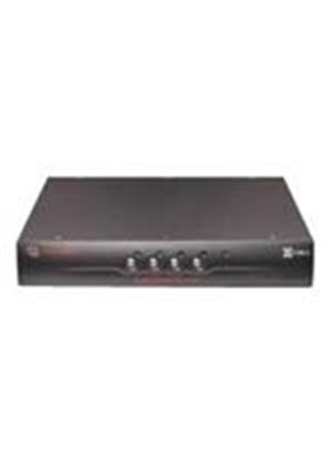 Avocent SwitchView SC4PDV 4 Port  KVM Switch with PS/2, DVI and Built in Security Features