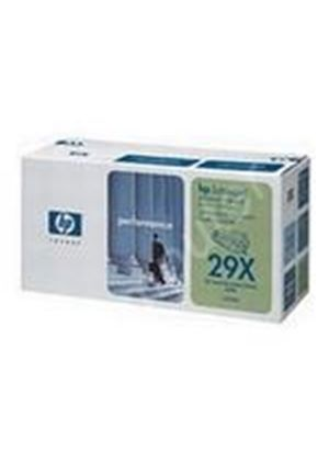 HP 29X Black Toner Cartridge for LaserJet 5000 (Yield 10,000)