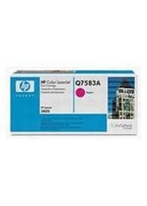 HP Colour LaserJet Magenta Print Cartridge with ColorSphere Toner (Yield 6000 Pages)