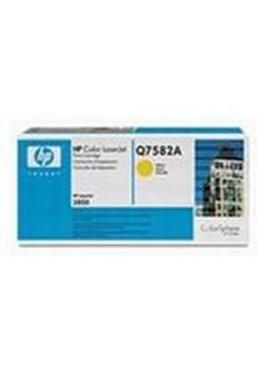 HP Colour LaserJet Yellow Print Cartridge with ColorSphere Toner (Yield 6000 Pages)