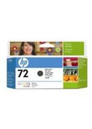 HP No. 72 Ink Cartridge (130 ml) with Vivera Ink (Matte Black)