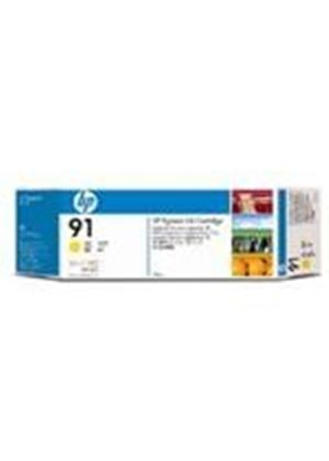 HP No. 91 Ink Cartridge (775 ml) with Vivera Ink (Yellow)
