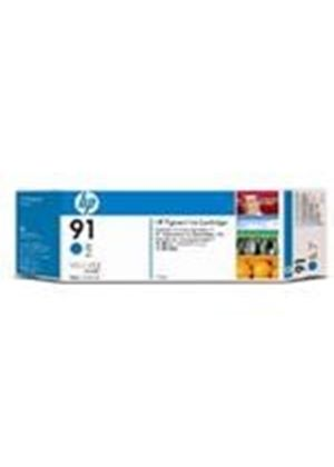 HP No. 91 Ink Cartridge (775 ml) with Vivera Ink (Cyan)
