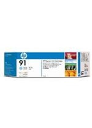 HP No. 91 Ink Cartridge (775 ml) with Vivera Ink (Light Cyan)
