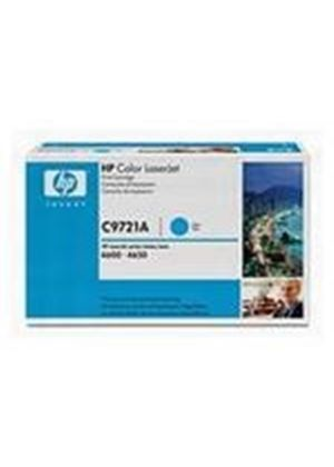 HP Cyan LaserJet Smart Print Cartridge (Yield 8,000)