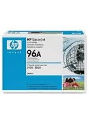 HP 96A Ultraprecise Standard Capacity (Yield 5000 Pages) Black Laser Printer Cartridge for LaserJet 2100/2200