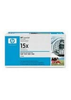 HP 15x High Capacity UltraPrecise Print Cartridge (Black)