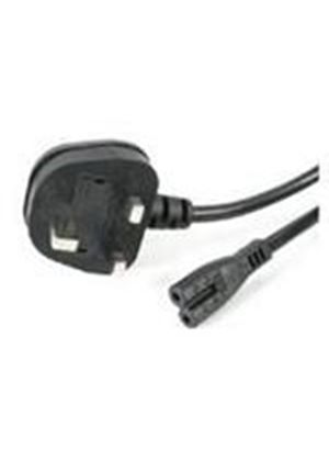 StarTech 2 Slot Laptop Power Cable (1.8m)