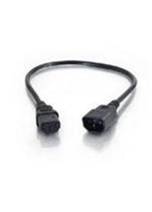 Cables To Go 2m Computer Power Extension Cord