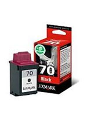 Lexmark No 70 Black Print Cartridge